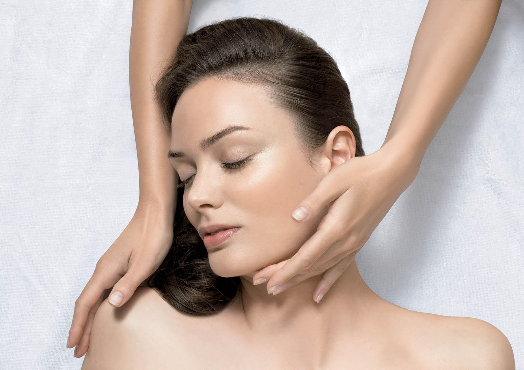 masaż twarzy poznań